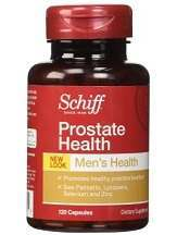 Schiff Prostate Health Review