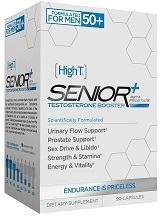 High T Senior Testosterone Booster Review