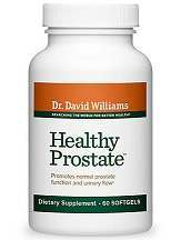 Dr. David Williams Healthy Prostate Review